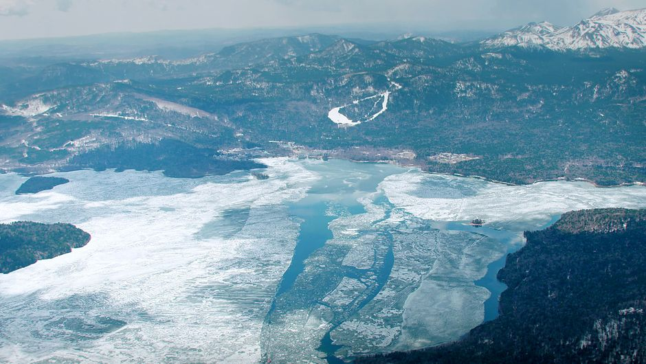 Japan von oben - Wilder Norden    (C) ARTE